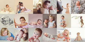photographs of baby, newborn and expecting mums
