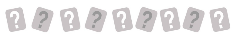 question marks - must have baby products